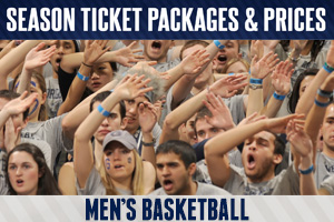2013-14 Men's Basketball Season Ticket Prices